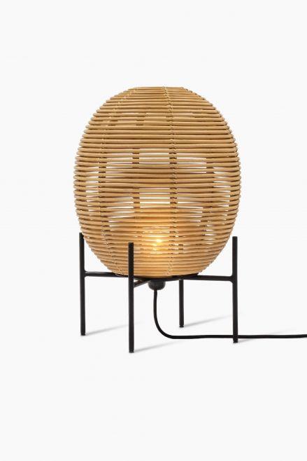 Sari Small Floor Lamp Table